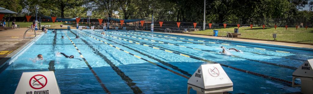 Dickson 50m Pool